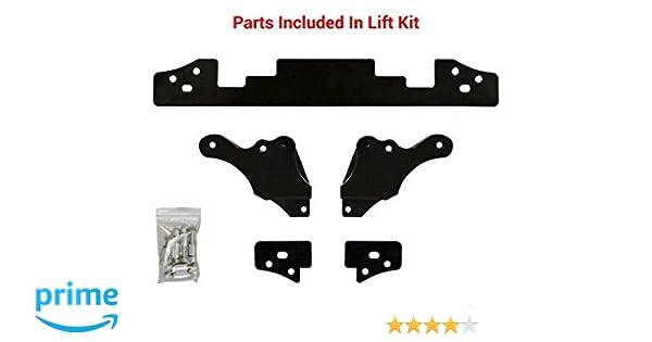 SmartPartsCo/® CAN AM OUTLANDER Front /& Rear 2 Lift Kit