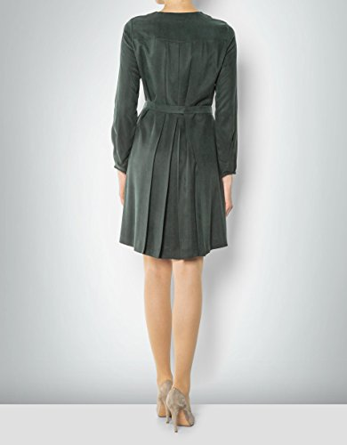 Marc Damen 36 Farbe Unifarben Dress O'Polo Kleid Grün Größe Viskose rAqPrw
