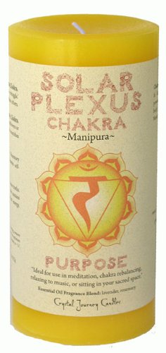Crystal Journey Solar Plexus Chakra - Manipura - Purpose