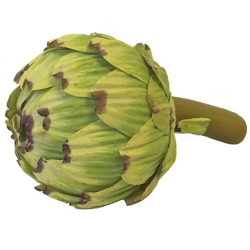 Artificial Artichoke - Decorative Plastic Vegetable - By UKGD by UKGD