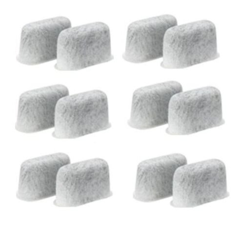 Everyday 12-Pack Replacement Charcoal Water Filters for Cuisinart Coffee Machine