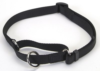 "6407 5/8"" Adjustable Collar 10-14"" Black"