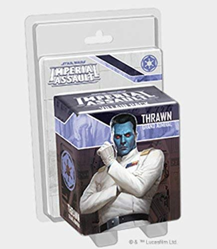 Star Wars: Imperial Assault - Thrawn Villain Pack (Best Star Wars Villains)