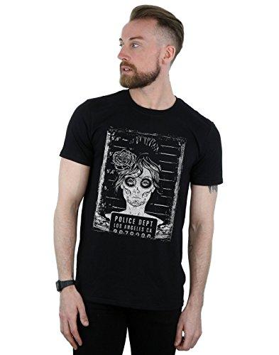 Homme Noir Busted T Drewbacca shirt Mugshot Absolute Cult ECwqBt0B