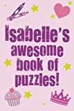 Isabelle's Awesome Book of Puzzles!, Clarity Media, 1492771554