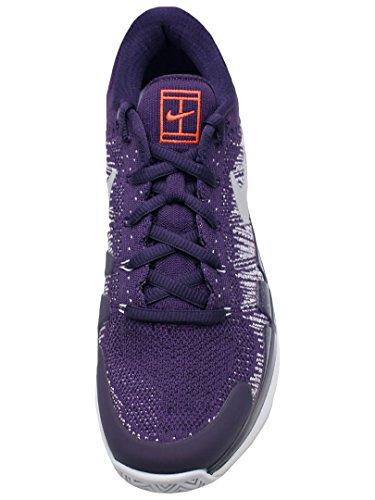 Nike Nikecourt Zoomånga Flyknit 885725-500 Storlek 9