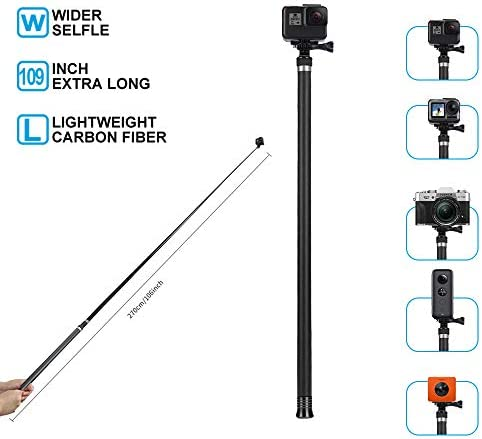 TELESIN Session Extendable Lengths Lightweight product image