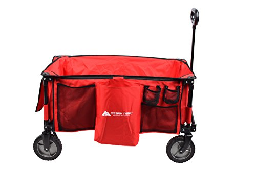 Ozark Trail Folding Wagon - Delivery Wagon