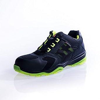 Heckel Zapatos bajos de seguridad RUN-R Edición ACE S1P libre de metal, extremadamente