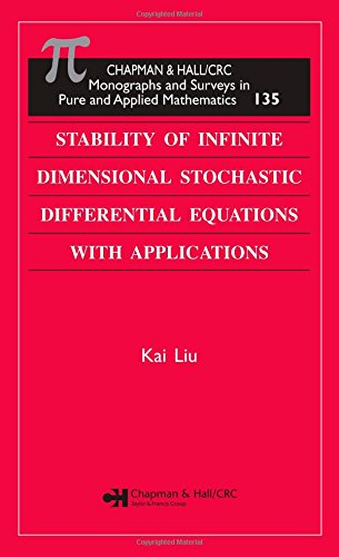 Download Stability of Infinite Dimensional Stochastic Differential  Equations with Applications (Monographs and Surveys in Pure and Applied Mathematics) pdf epub