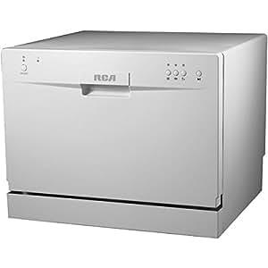 RCA RDW3208 Electronic Countertop Dishwasher