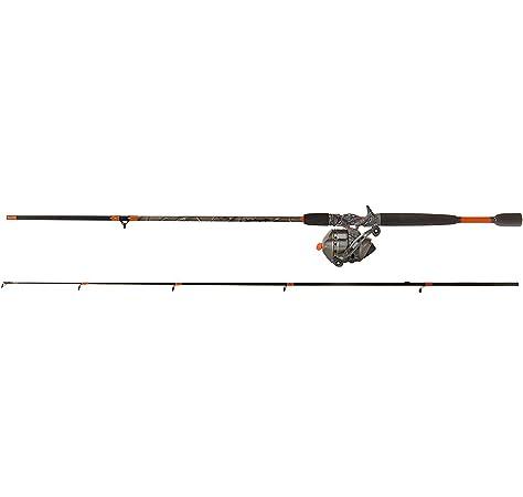 ZEBCO Cajun Line Zebco 33 Camo 602 mA.NS4 33 Camo 602 M Spincast Combo 10 lb environ 4.54 kg