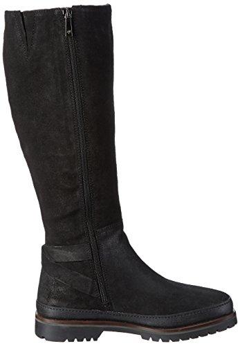 Marc O'Polo Stiefel, Botines para Mujer Negro - Schwarz (Black 990)