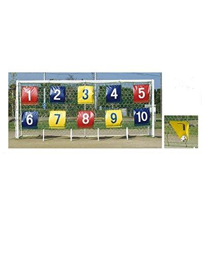 シュート練習 サッカー 一般用ターゲットシューター 日本製 チェックシート入 ゲーム B00W2TAKLG