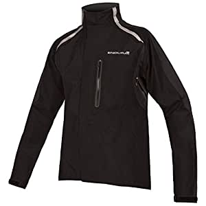 Endura Flyte Cycling Jacket Black, Large