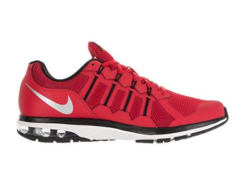 Nike-Mens-Air-Max-Dynasty-Unvrsty-RdMtllc-SlvrBlkWht-Running-Shoe-12-Men-US