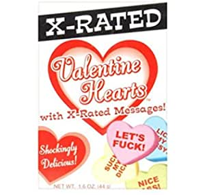 Conversation Hearts Supernatural Oven Mitt; Red Gray nerdy kitchen accessories unique geeky gift galentines valentines candy
