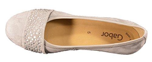 ville 25482 Grey Chaussures femme de Gabor wzq0Rtt