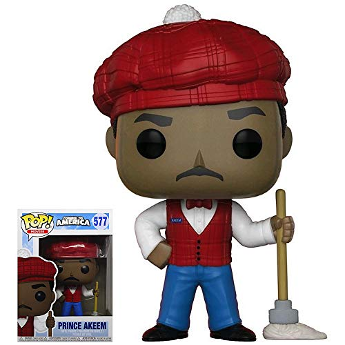 Prince Akeem #577 Coming to America POP! Vinyl Exclusive]()