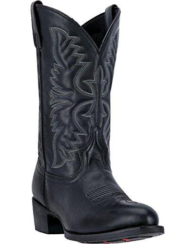 Black Cowboy Boots Men (Laredo Men's 12