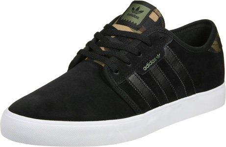 adidas Seeley Schuhe 5,5 black/olive/cargo