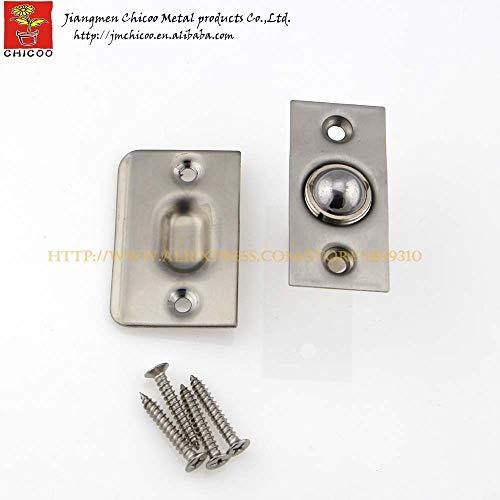 wholesale 10PCS Stainless steel 304 cylindrical adjustable door catches,cabinet door catch,kitchen door catches,door stopper by Kasuki (Image #3)
