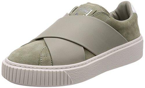 Puma Damen Sneaker Grau