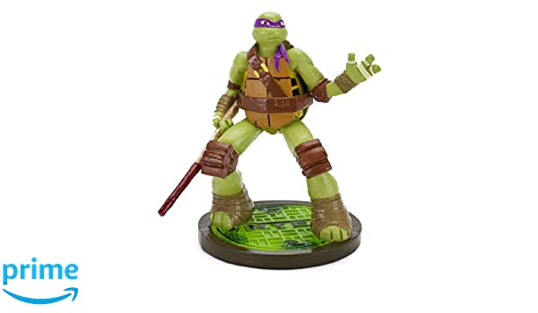 Penn-Plax Teenage Mutant Ninja Turtles Donatello Aquarium ...