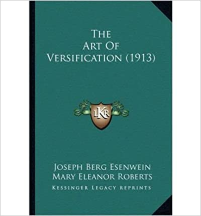 The Art of Versification (1913)- Common