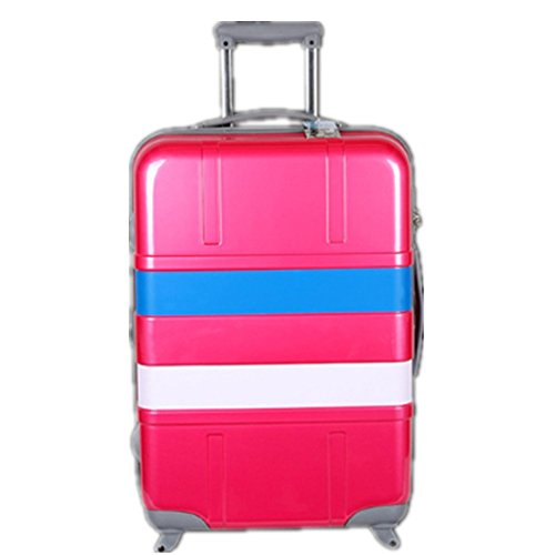 Zhanghanzong-apparel Suitcases ABS+PC Pull Rod Box 20 Inch 24 Inch Password Box Universal Wheel Travel Box Pull Box For…