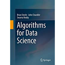 Algorithms for Data Science