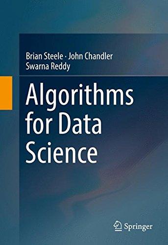 Algorithms for Data Science by Springer