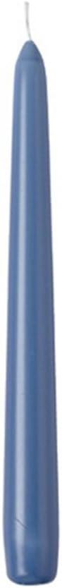 Eika Spitzkerze Tafelkerze Kronleuchterkerzen 2,5 x 25 cm blau 1 St/ück