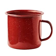 Asobu Happy Country Camper Coffee and Tea Mug (Red)