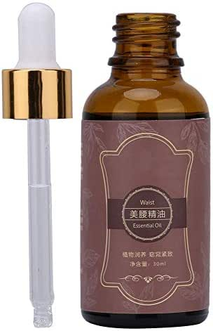 Anti Cellulite Massage Oil,Slimming Oil Supply Rich Nutrition to Skin to Firming Body Targets Unwanted Fat Tissues And Improves Skin Firmness(30ML)