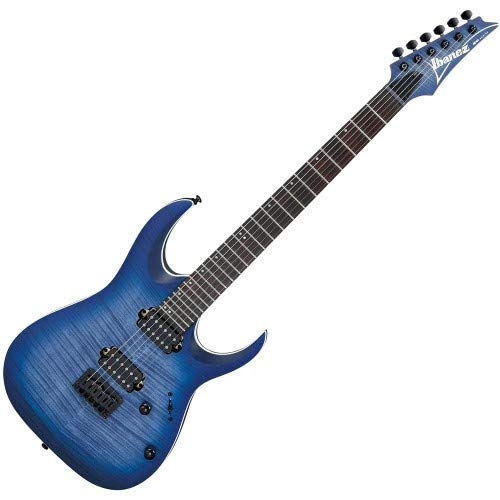 Ibanez RGA42FM Elec Guitar Blue Lagoon Burst Flat for sale  Delivered anywhere in USA