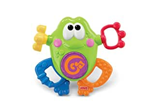 Fisher-Price Go Baby Go! Silly Sounds Frog