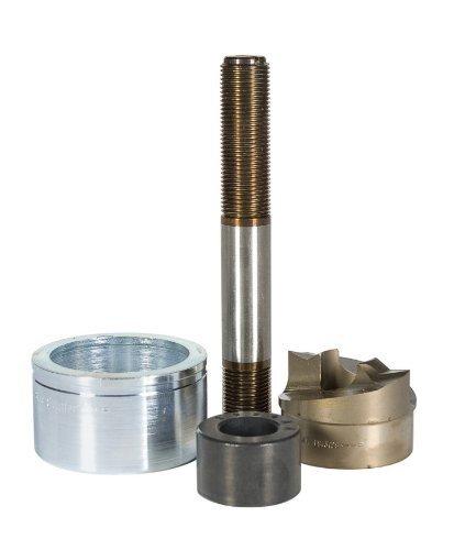 Greenlee 745h-2 slug-splitter self-centeringノックアウトパンチユニット、2インチ導管、穴サイズ2 – 3 / 8 by Greenlee B01M1DNVKM