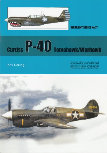 Warpaint Series No. 77 - Curtiss P-40 (Curtiss P-40 Warhawk)