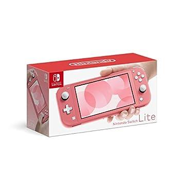 Nintendo Swap Lite – Coral