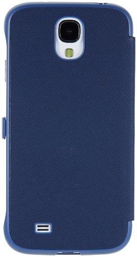 Anymode Samsung Galaxy S4 Folio Cover Case (Blue)