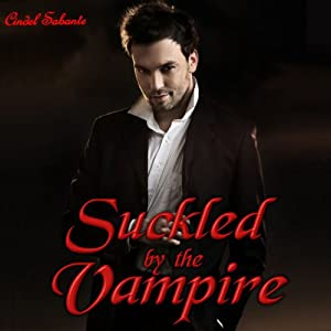 Suckled by the Vampire Audiobook