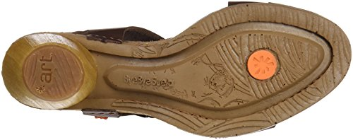 Art Damen 1111 Mojave I Laugh Peeptoe Sandalen Braun (marrone)