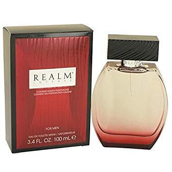REALM INTENSE by Realm 3.4 Ounce / 100 ml Eau de Toilette (EDT) Men Cologne Spray