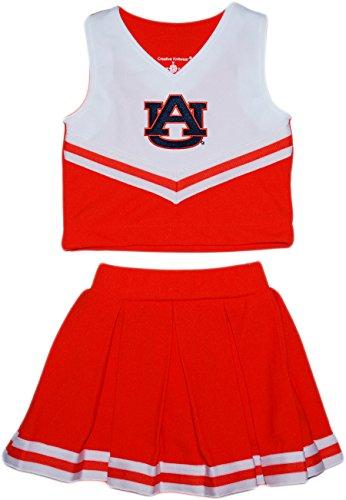 Creative Knitwear Auburn Tigers NCAA College 2-Piece Cheerleader
