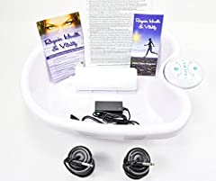 Ionic Ion Detox Foot Spa