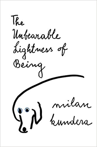 Image result for the unbearable lightness of being