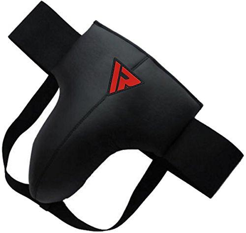 RDX Groin Guard MMA Abdominal Groin Cup Boxing Adult Abdo Protector Jock Strap Muay (Groin Guard Cup)