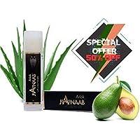 Janaab Lip Lightener Balm (5 g) for Men - Pocket Friendly Lip Moisturizer