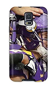 Best 6428416K438030257 minnesota vikings NFL Sports & Colleges newest Samsung Galaxy S5 cases